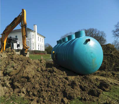 Sewage treatment plant preventative maintenance service and repairs